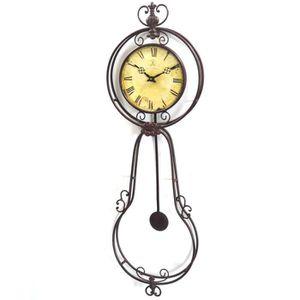 Horloge murale balancier achat vente horloge murale - Grande horloge murale design pas cher ...