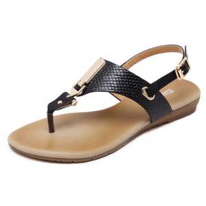 Filles femme Sandals Chaussures Tongs 64jA3V6UFH