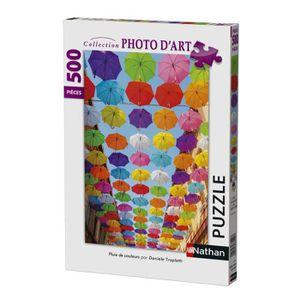 PUZZLE Puzzle 500 pcs Pluie De Couleurs