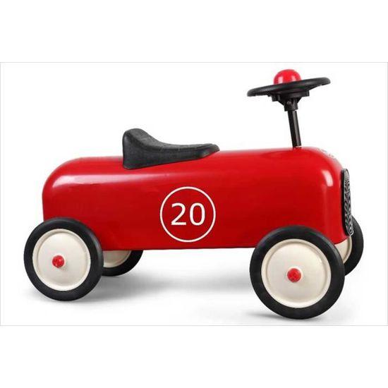 Baghera porteur enfant Racer rouge vif 12 - 18 mois, 18 - 24 mois, 2 - 3  ans - Achat   Vente porteur - pousseur - Cdiscount db60ef6a680