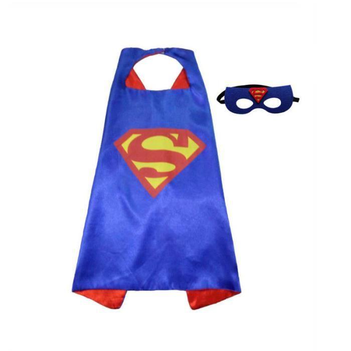 masque superman achat vente jeux et jouets pas chers. Black Bedroom Furniture Sets. Home Design Ideas