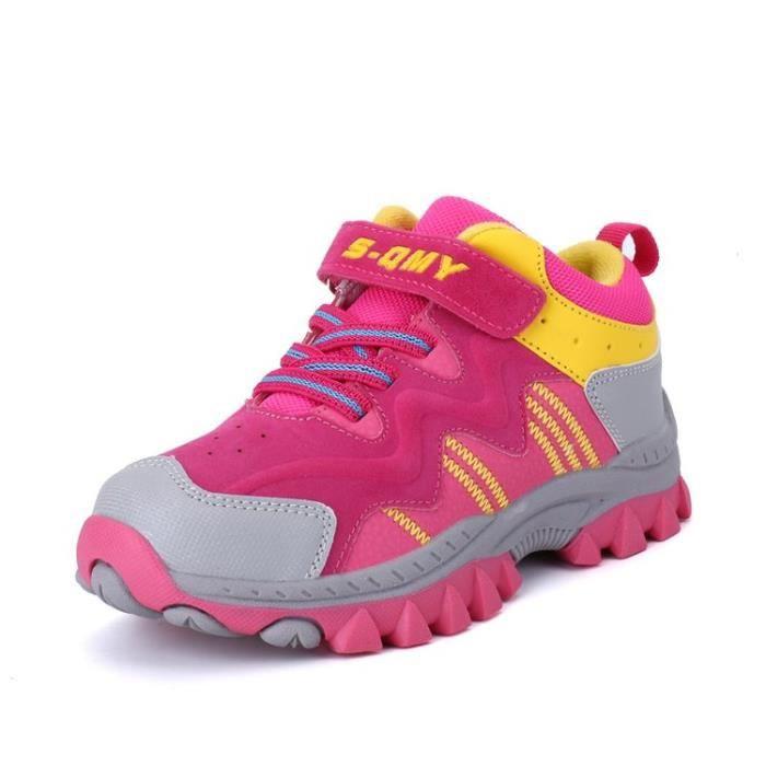 Basket Unisexe Chaussures de sport pour enfants