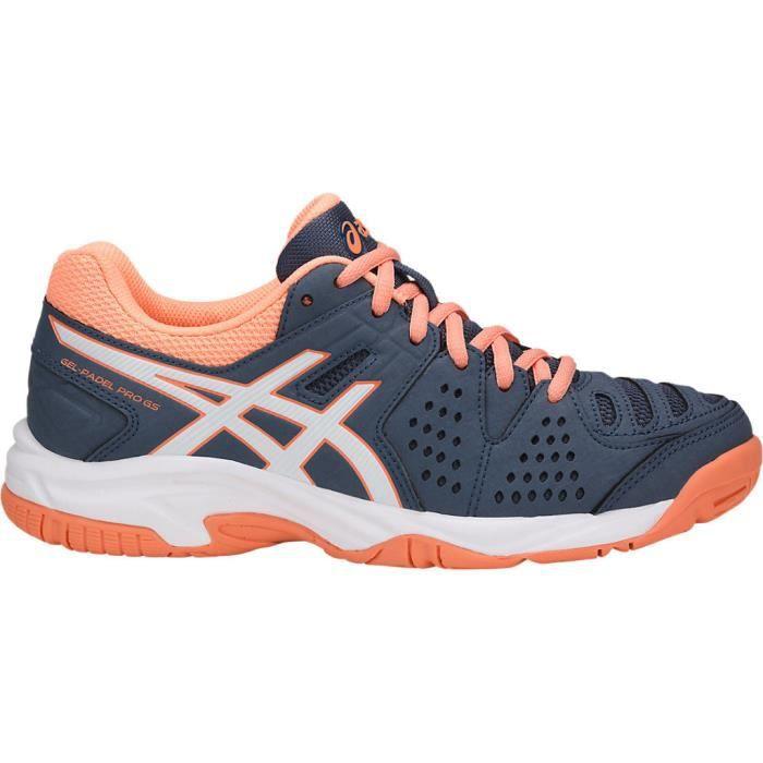 27a3a612aa32b Chaussures de handball junior Asics Gel-padel Pro 3 Gs - Prix pas cher -  Cdiscount
