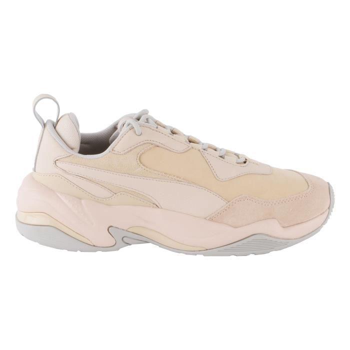 Rose 36802401 Puma Cuir Baskets Femme qpUUw4