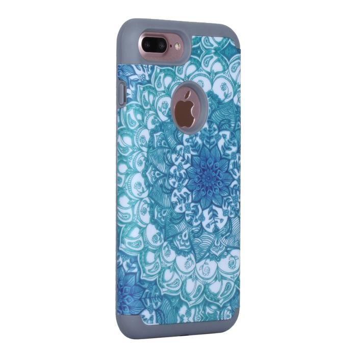 coque iphone 7 plus grey