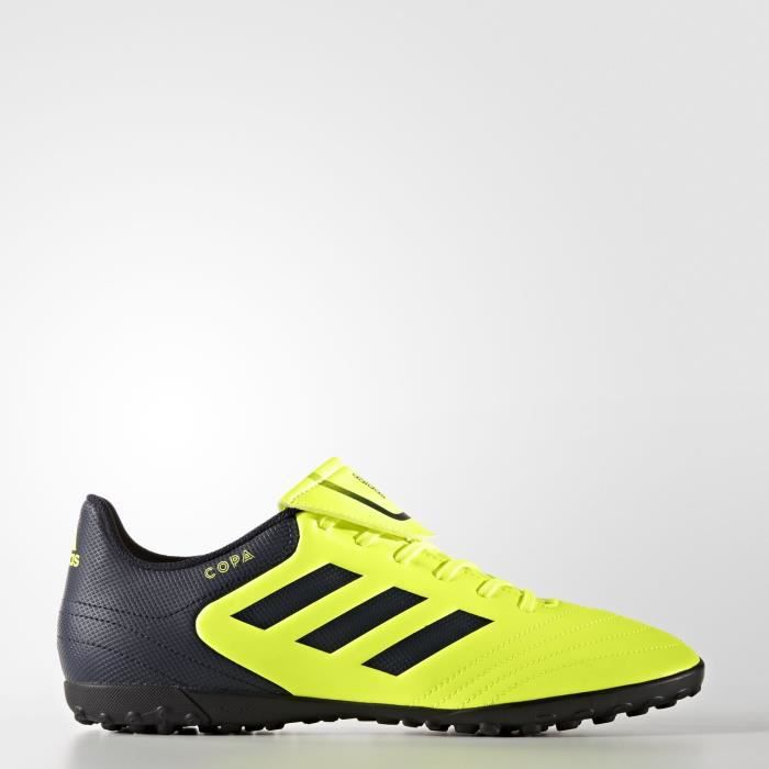 new style 458b5 5db00 ADIDAS Chaussures de Football Copa 17.4 TF Homme
