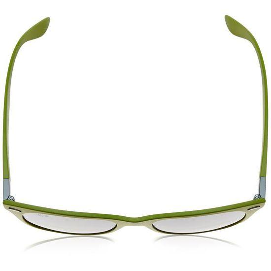 Ray-ban Ray Ban Wayfarer Lunettes de soleil (vert) (rb-4207-6099 - 88   52)  NSAY1 - Achat   Vente lunettes de soleil Homme - Soldes  dès le 9 janvier ! 17ba56e0d367