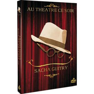 DVD SPECTACLE DVD Sacha Guitry