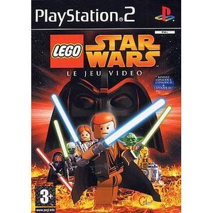 JEU PS2 LEGO STAR WARS Le jeu vidéo