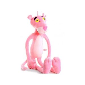 PELUCHE Peluche Panthere Rose 30CM