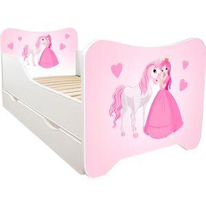lit enfant fille princesse achat vente lit enfant. Black Bedroom Furniture Sets. Home Design Ideas
