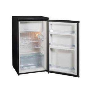 Frigo noir achat vente frigo noir pas cher cdiscount - Frigo table top sans freezer ...