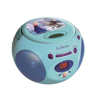 RADIO CD ENFANT LA REINE DES NEIGES - Lecteur Radio CD Enfant