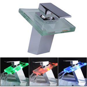led robinet lumineux verre cascade chrome salle de Résultat Supérieur 14 Meilleur De Robinet Cascade Pas Cher Stock 2018 Hgd6