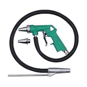 CHARIOT DE GARAGISTE Pistolet de sablage pneumatique / Sableuse - Kit c