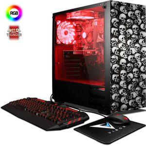 UNITÉ CENTRALE  VIBOX Pyro GS410-13 PC Gamer Ordinateur avec War T