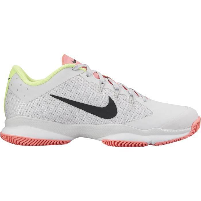 Chaussures de tennis Air Zoom Ultra - Femme - Blanc et roseCHAUSSURES DE TENNIS