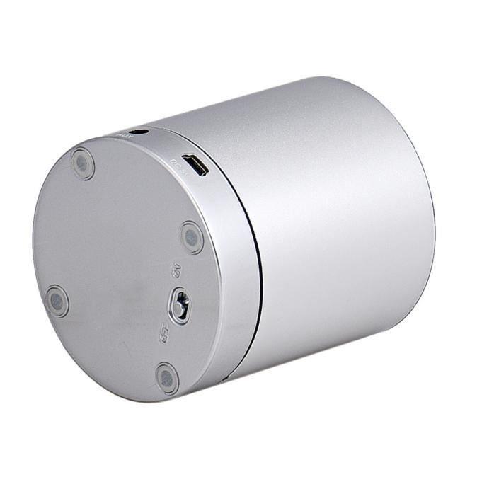 Haut-parleur Portable Bluetooth Stéréo Sans Fil Super Bass Président Wh @exq086