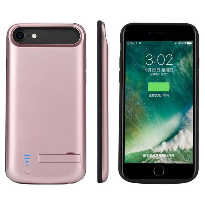 coque power bank iphone 6