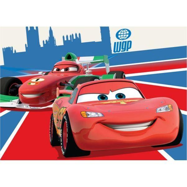 Tapis Cars 2 133 X 95 Cm Achat Vente Tapis Soldes Des Le 9