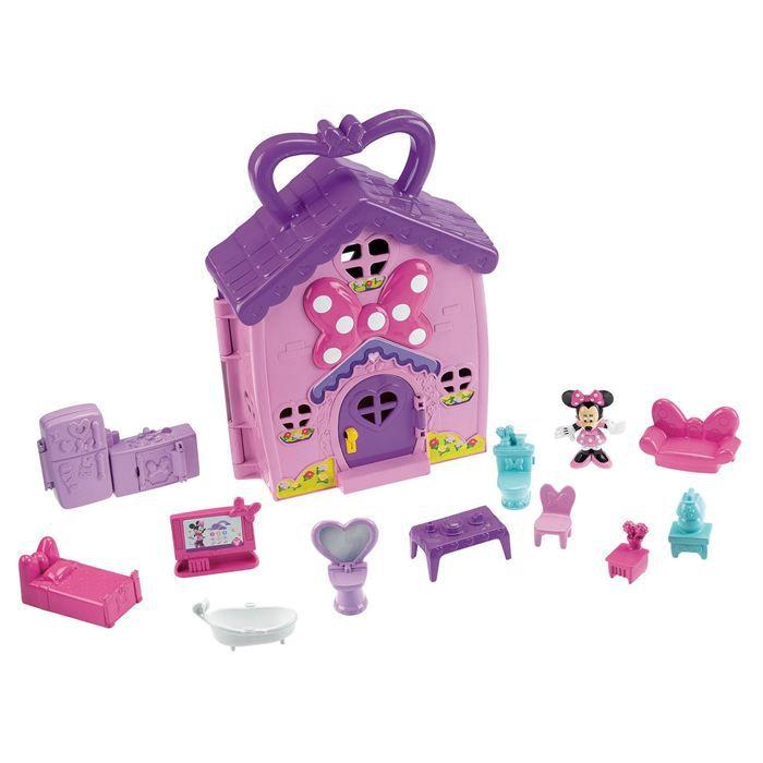 La Maison de Minnie - Achat / Vente univers miniature - Cdiscount
