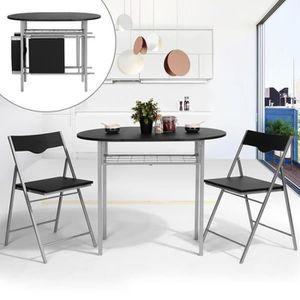 Petite table de cuisine et chaises achat vente petite table de cuisine et chaises pas cher - Petite table ovale de cuisine ...