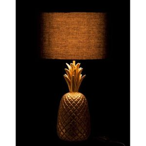 lampe ananas achat vente lampe ananas pas cher cdiscount. Black Bedroom Furniture Sets. Home Design Ideas