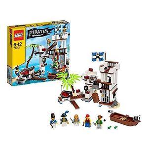 ASSEMBLAGE CONSTRUCTION LEGO PIRATES - 70412 - JEU DE CONSTRUCTION - LE FO