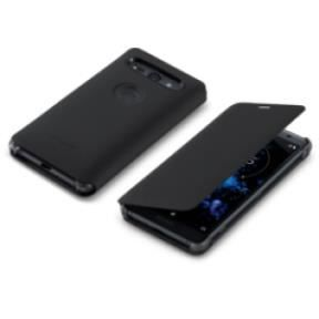Sony Style Cover Stand XZ2 Compact Noir
