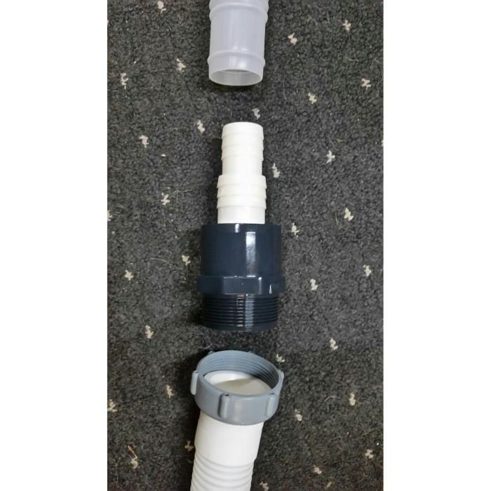 adaptateur de tuyau e4 38mm - 38  32mm tuyau