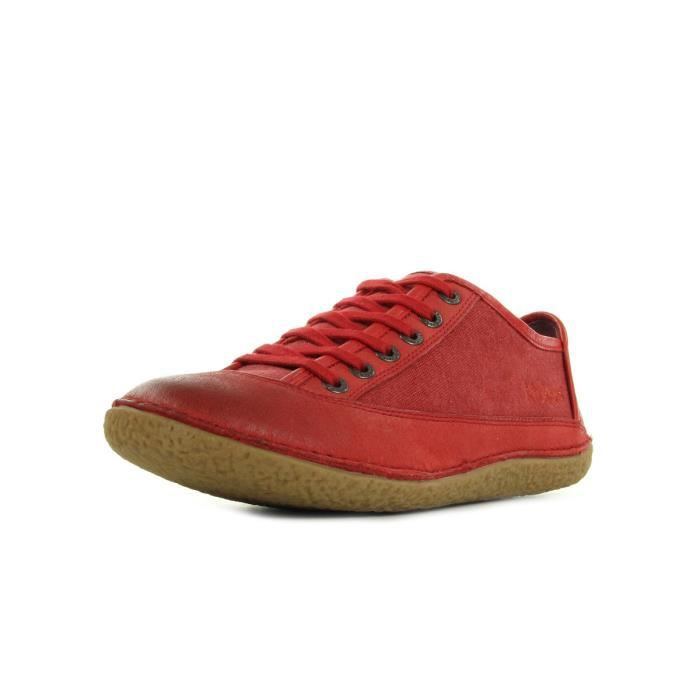 Baskets Kickers Hollyday Rouge