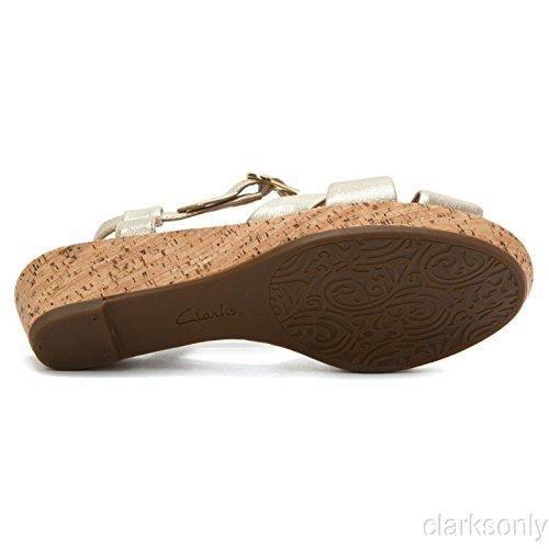 Clarks Sandale de calotte chutney orlena pour femme RHEHB