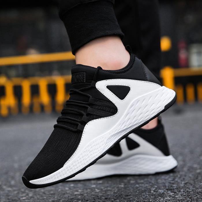 2018 Sneakers d'amortissement nouvelles Conseil Detente respirantes de automne légères et Hommes Chaussures chaussures printemps wtpHEgwq