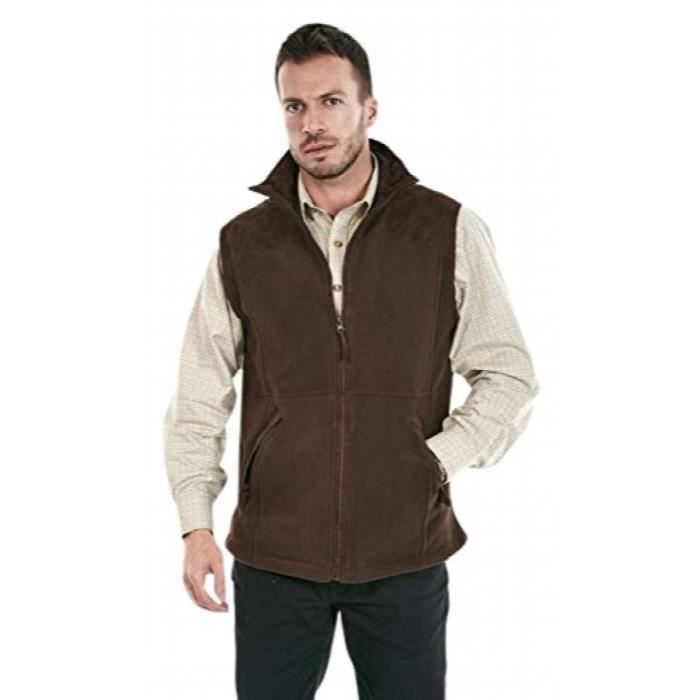 Crofton Taille Gilet s Toison 3i8ebm Hommes 11CwqxpAO