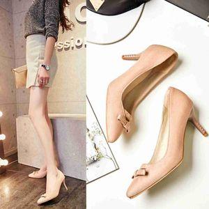 Chaussures Femmes Nouvelle Mode Solides élégantes Belles Avec Pendentif 6BYeVMk6x