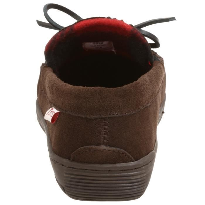 Trailer Moccasin Slippers AB6I3 Taille-40 1-2 FsUuOzmoyD