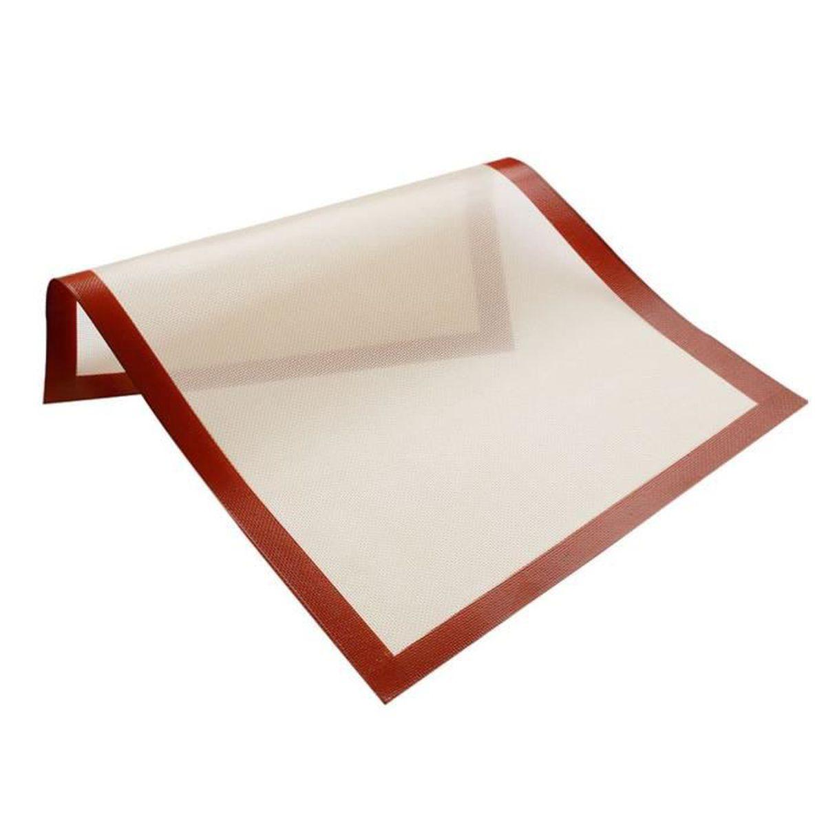 cozytek feuille de cuisson silicone tapis toile. Black Bedroom Furniture Sets. Home Design Ideas