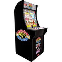 PARTITION Arcade1UP Street Fighter 2 – Retro Arcadekast