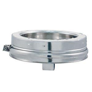 TAMPON DÉCORATIF Tampon isolé + Poignée NOX DP - 153 mm