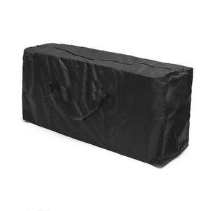 ORGANISEUR DE SAC LEEGOAL Sac stockage coussin meuble canapé d'extér