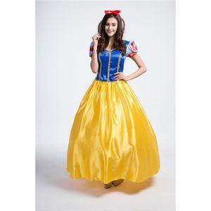 DÉGUISEMENT - PANOPLIE Déguisement Disney Femme Halloween, Snow White Pri