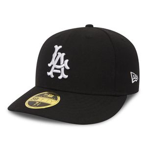 CASQUETTE Casquette New Era 59fifty Coop Wool Fitted Los Ang 7f88d2a67