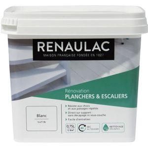 PEINTURE - VERNIS RENAULAC Peinture Rénovation Plancher & Escalier B