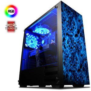 UNITÉ CENTRALE  VIBOX Spark 4 PC Gamer - AMD 8-Core, Geforce GTX 1