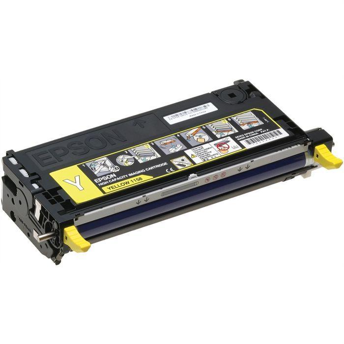 EPSON Toner Aculaser C2800 - Jaune - Haute capacité