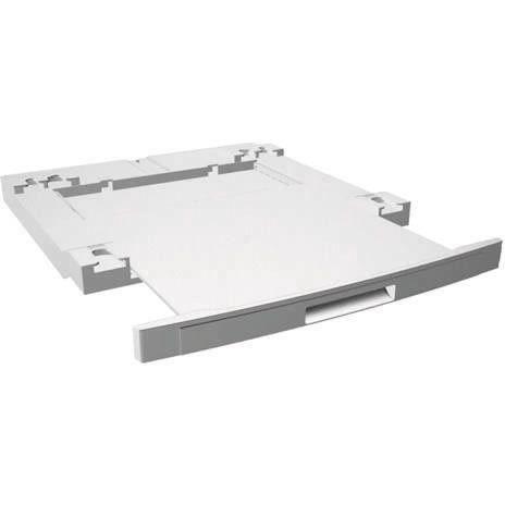 ELECTROLUX 916093158 -Kit de superposition lave-linge / sèche-linge-60cm-Tablette coulissante-Blanc