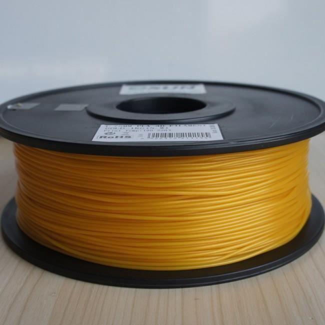 ESUN Filament pour Imprimante 3D ABS ESUN - Doré - 3 mm - 1kg