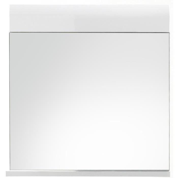 Miroir Rectangulaire Avec Tablette Pour Salle De Bain Achat