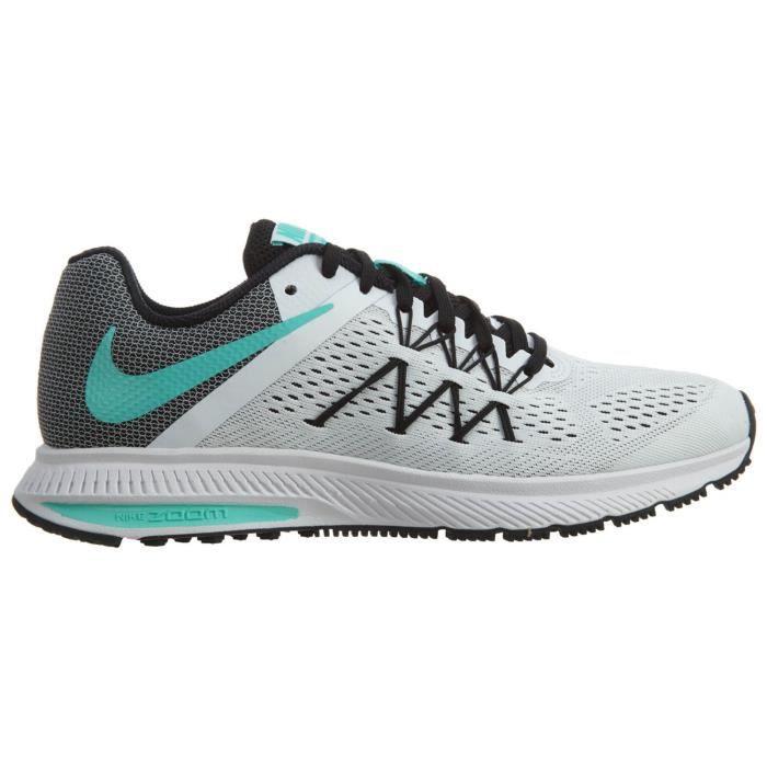 7ba364e2c6 Baskets Nike Zoom Winflo 3 grises 831532-101. Gris Gris - Achat .
