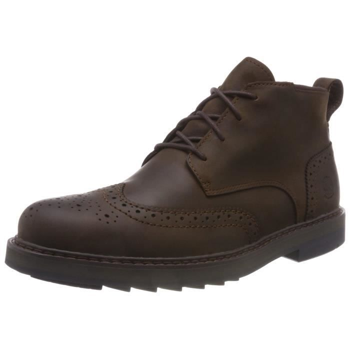 fa55233eb8cd2 Timberland bottes chukka squall canyon pour hommes 3UU69X Taille-39 ...